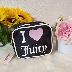 ❤Juicy Couture Small Cosmetic Bag❤